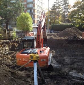 Vancouver Excavation